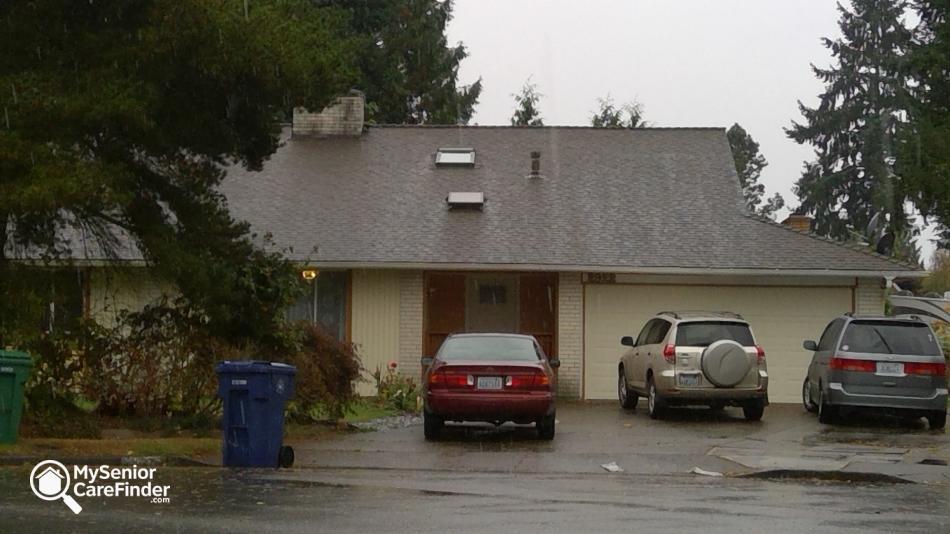 Emily Adult Family Home - Ashford, WA