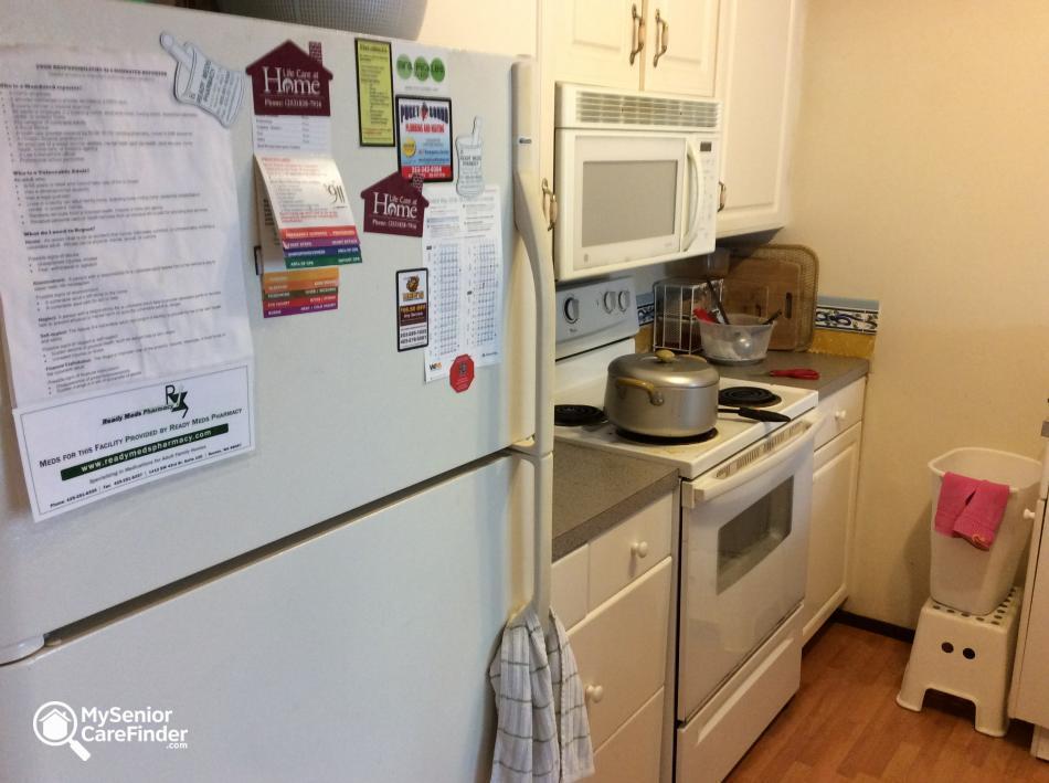 Algreen House Adult Family Home - Federal Way, WA