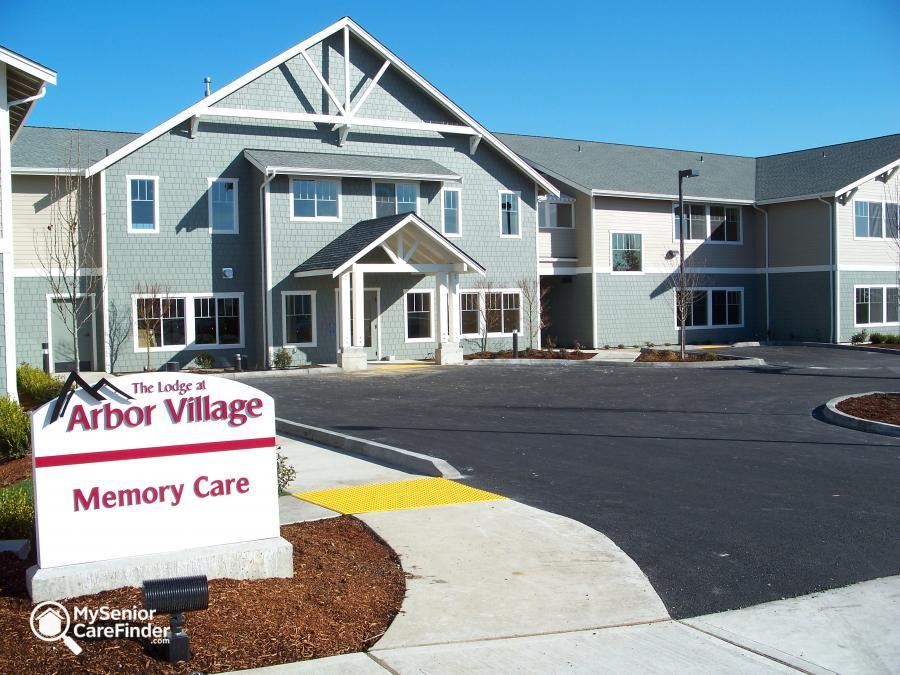 Arbor Village Retirement and Assisted Living Community - Kent, WA