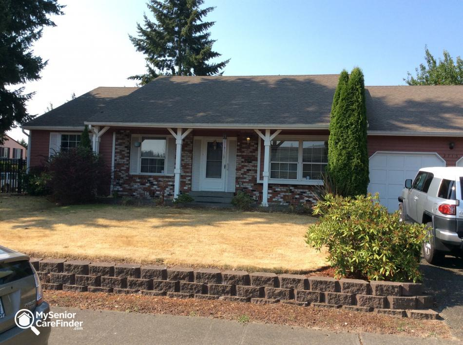 St Therese Adult Family Home LLC - Federal Way, WA