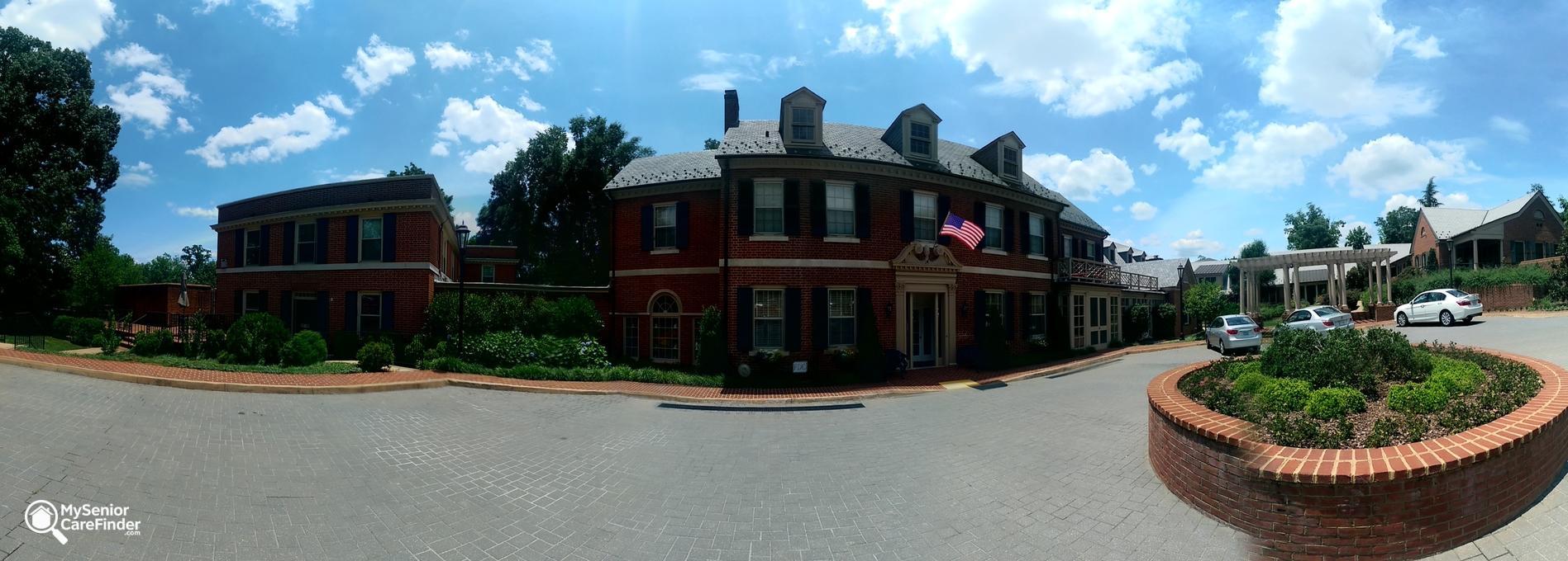 The Infirmary at Martha Jefferson House - Charlottesville, VA