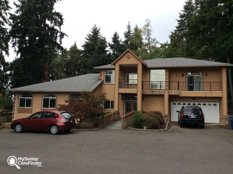 Luxury Living Adult Family Home Inc - Federal Way, WA
