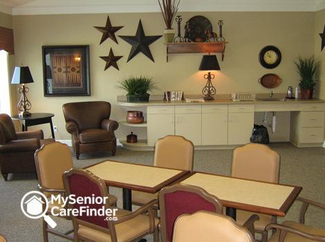 Hudson Creek- Alzheimer's Special Care Center - Bryan, TX