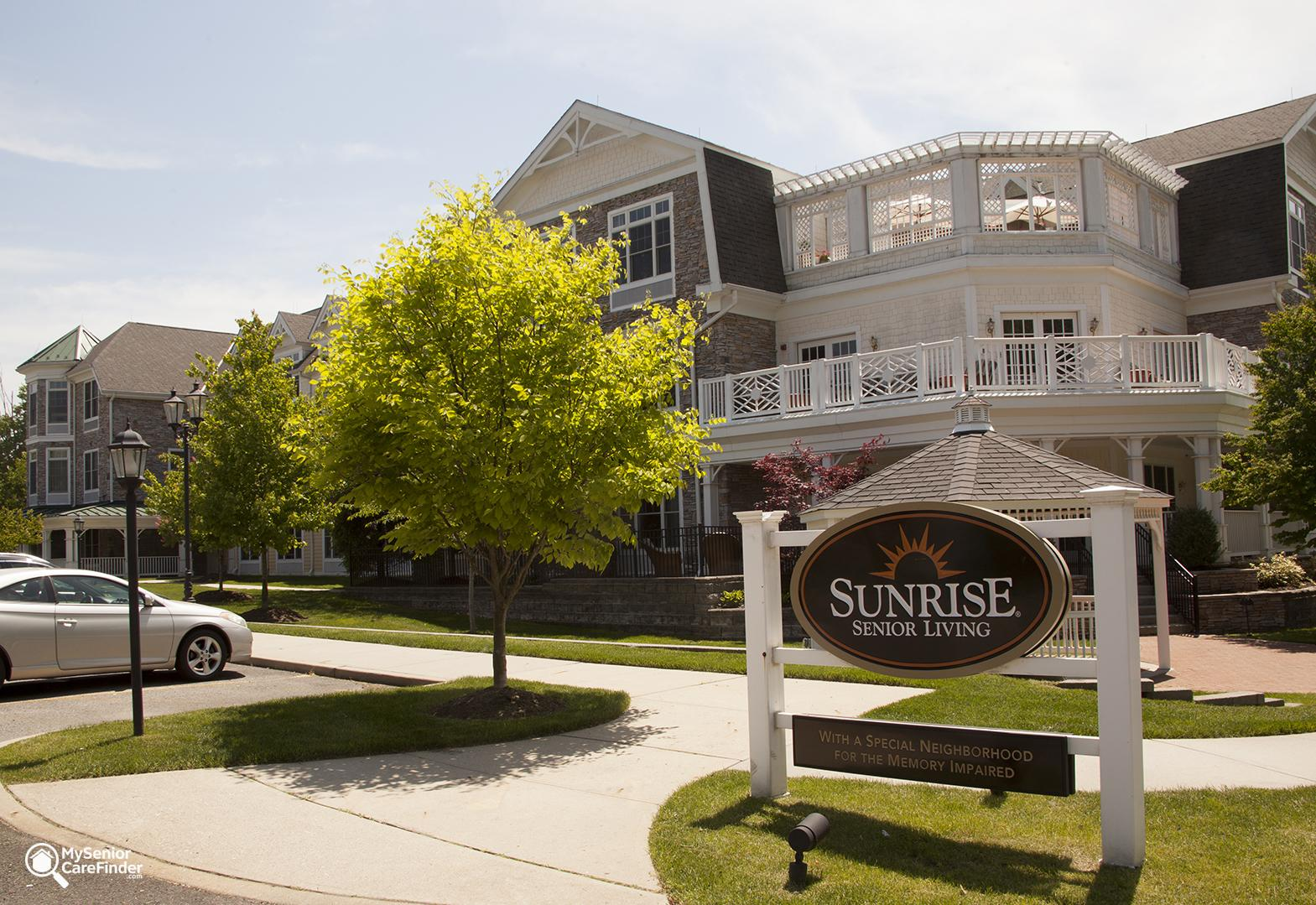 Sunrise Assisted And Independent Living Of Cresskill - Cresskill, NJ