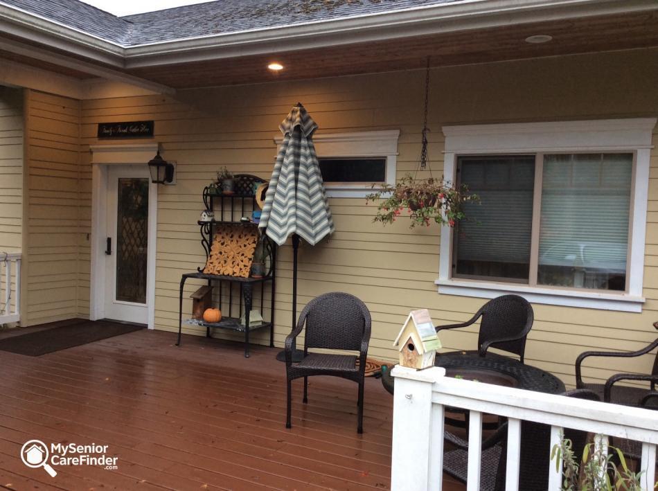 The Carriage House - Gig Harbor, WA