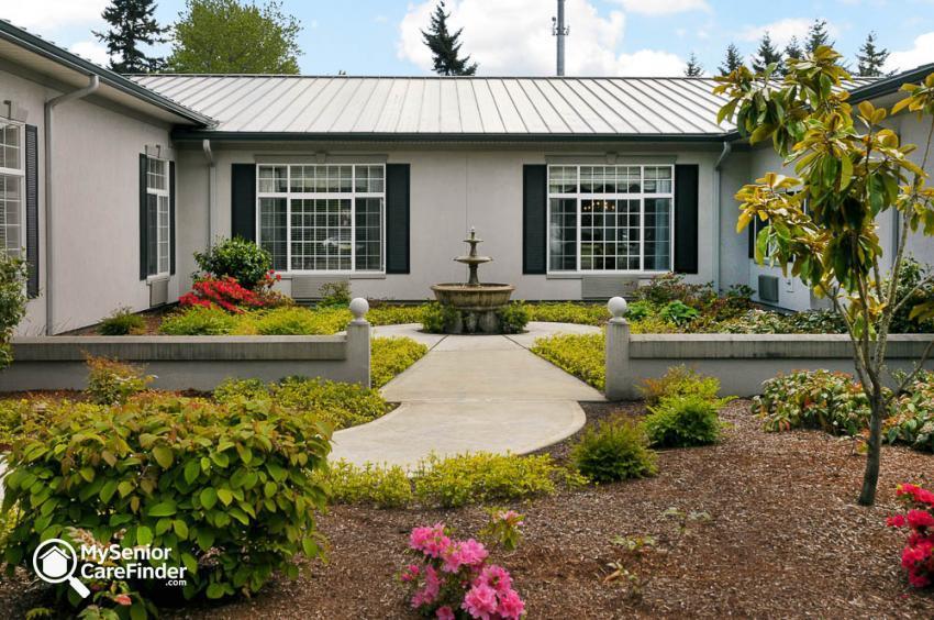 Garden Terrace Alzheimers Center Of Excellence - Federal Way, WA
