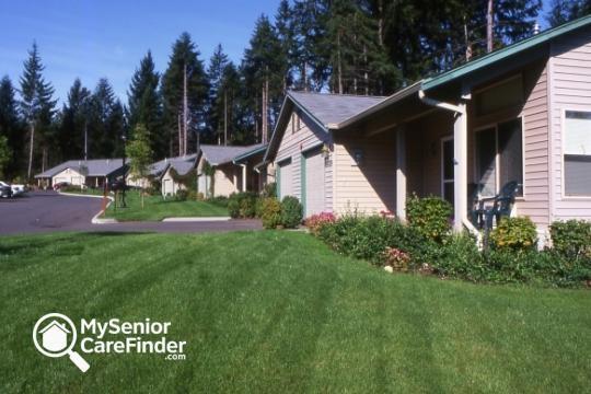 Village Green Retirement Campus - Federal Way, WA