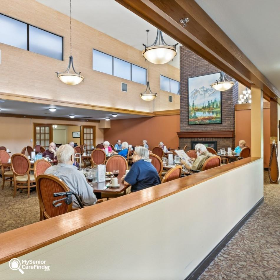 Farrington Court Retirement Community - Kent, WA